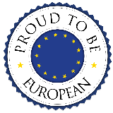 Proud to be a European