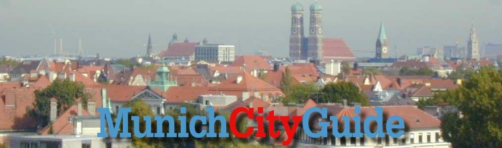 Munich City Skyline