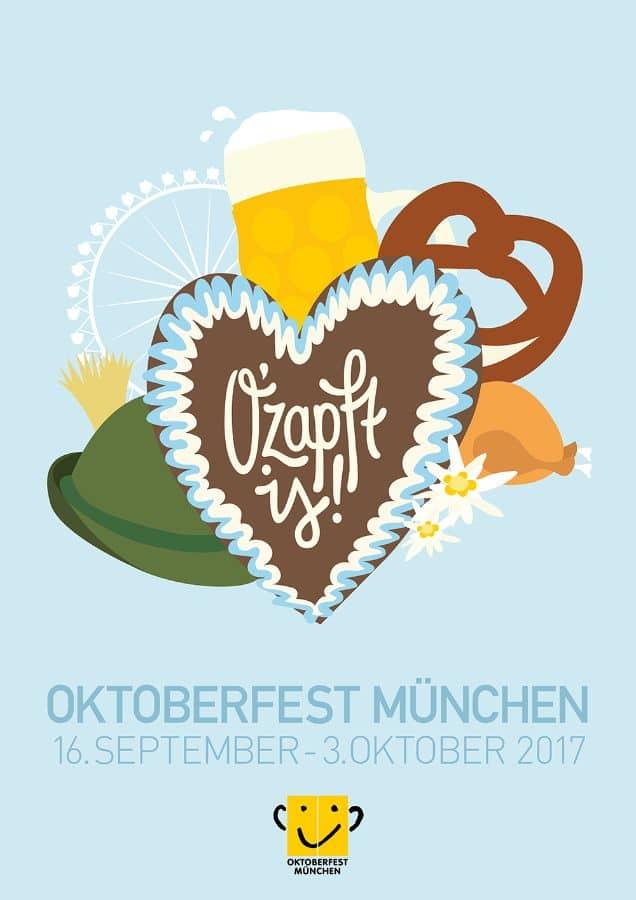 Munich Oktoberfest 2017 logo