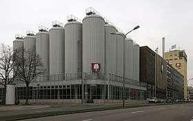Spaten Brewery