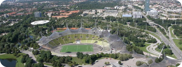 Munich Olympic Stadium 2012