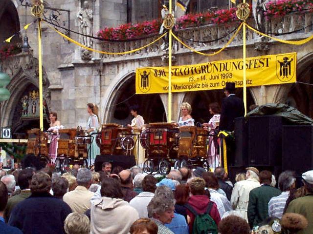 Stadtgruendungsfest