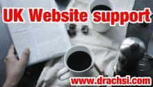Drachsi website support services