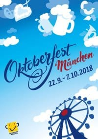 Munich Oktoberfest 2018 Logo